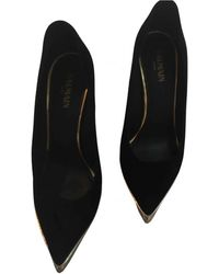 Balmain Heels - Black