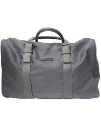 Michael Kors Cloth Travel Bag - Grey