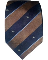Burberry Multicolour Silk Ties