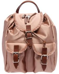 Giuseppe Zanotti - Other Cloth Backpacks - Lyst