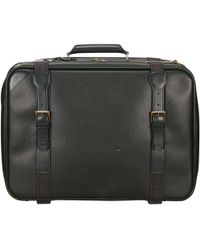 Louis Vuitton - Leather Travel Bag - Lyst