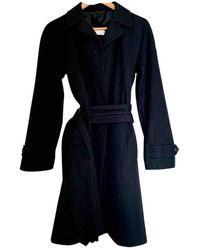 Maison Margiela Trench Coat - Black