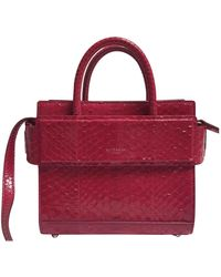 Givenchy Horizon Python Handtaschen - Pink