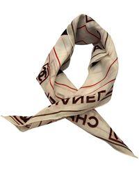 Chanel Schals - Weiß