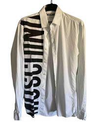 Moschino Hemd - Weiß