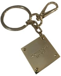 Michael Kors Key Ring - Metallic