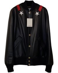 Givenchy Leather Jacket - Multicolor