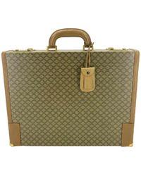 Celine Cloth Travel Bag - Natural