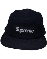 Supreme Cappello in Lana - Blu