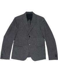 Marni - Grey Wool Jacket - Lyst
