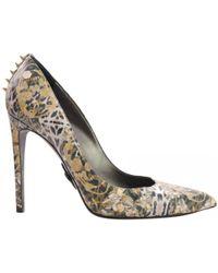 Philipp Plein - Pre-owned Leather Heels - Lyst
