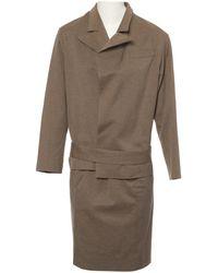 Louis Vuitton - Grey Cotton Jumpsuits - Lyst