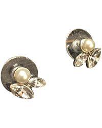 Jenny Packham Crystal Earring - Metallic