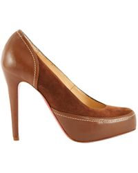Christian Louboutin - Pre-owned Pumps - Lyst