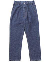 Moncler Blue Denim - Jeans Pants