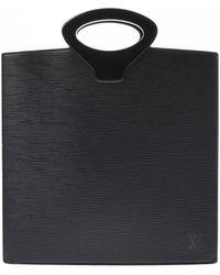 Louis Vuitton Sac à main Ombre en cuir - Noir