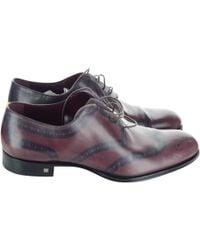 5607e0379d3e Lyst - Men s Louis Vuitton Derbies On Sale
