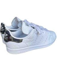 adidas Sneakers Stan Smith in Pelle - Bianco