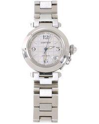 Cartier Pasha Uhren - Mettallic
