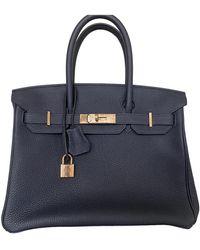 Hermès Birkin 30 Leder Handtaschen - Mehrfarbig