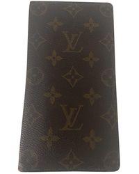 Louis Vuitton Leinen Kleinlederwaren - Mehrfarbig
