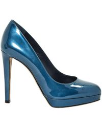 Sergio Rossi - Pre-owned Patent Leather Heels - Lyst