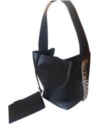 Givenchy Leder Handtaschen - Schwarz