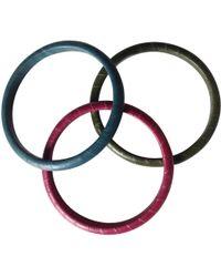 Marc Jacobs - Multicolour Wood Bracelets - Lyst