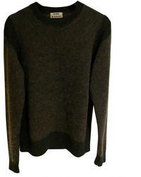 Acne Studios Wolle Sweatshirt - Mehrfarbig