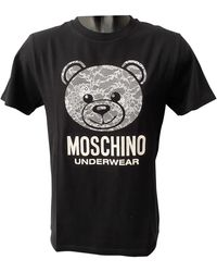 Moschino T-shirts - Schwarz