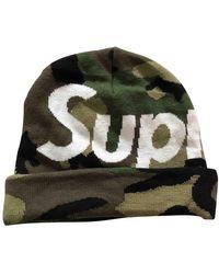 Supreme Hüte - Grün