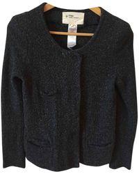 Étoile Isabel Marant - Grey Wool Jacket - Lyst