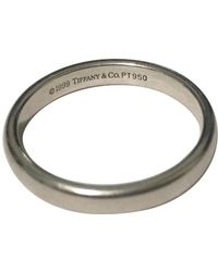 Tiffany & Co. - Silver Platinum Jewellery - Lyst