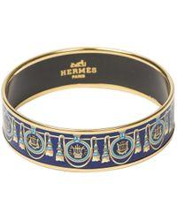 Hermès - Pre-owned Bracelet Email Bracelet - Lyst