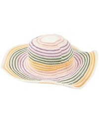 Missoni Multicolour Cotton Hats