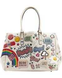 Anya Hindmarch Leather Handbag - Multicolour