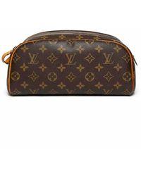 Louis Vuitton Sacs en Toile Marron