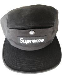 Supreme Hat - Black