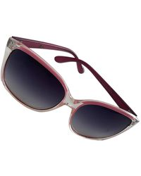 Marc By Marc Jacobs Oversized Sunglasses - Pink