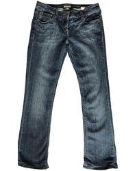 Burberry Gerade jeans - Blau