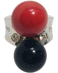 Dior Silber Ringe - Mehrfarbig