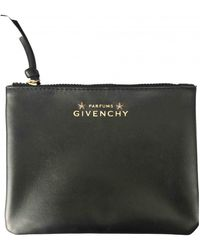 Givenchy Leather Wallet - Black