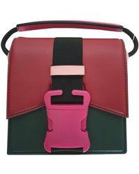 Christopher Kane Leather Handbag - Multicolor
