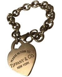 Tiffany & Co. Return to Tiffany Silber Armbänder - Mehrfarbig