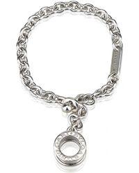 BVLGARI - Pre-owned Silver Metal Jewellery - Lyst
