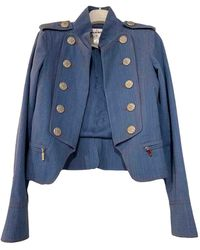 Chanel Blue Denim - Jeans Jacket