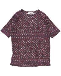 Étoile Isabel Marant Camisa en poliéster multicolor - Morado