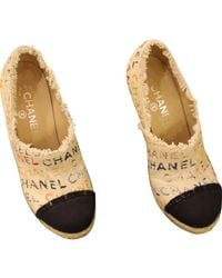 Chanel Multicolour Cloth Ankle Boots