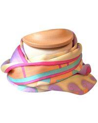 Chanel \n Multicolour Silk Scarves