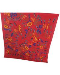 Louis Vuitton Silk Pareo - Multicolor